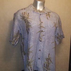 band new silk shirt $90 obo
